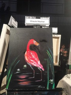 Art Battle March 2018